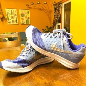 Nike Downshifter 7 Running - blue 5Y